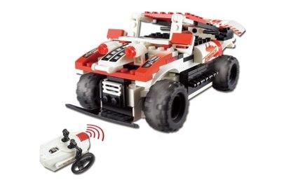 Радиоуправляемый конструктор - автомобиль LXY10F
