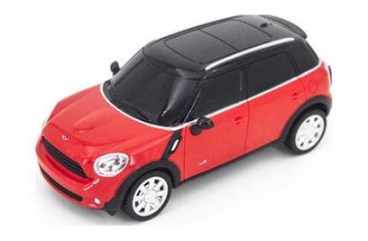 Радиоуправляемая машина Mini Countryman Red 1:24 - 27022