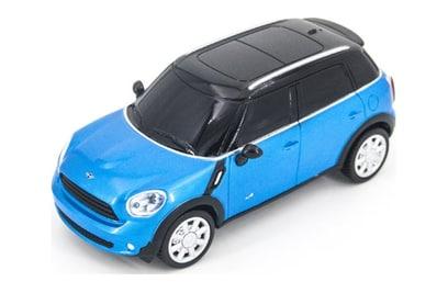 Радиоуправляемая машина Mini Countryman Blue 1:24 - 27022-B