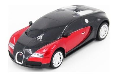 MZ Bugatti Veyron Red (автомодель; 1:24)