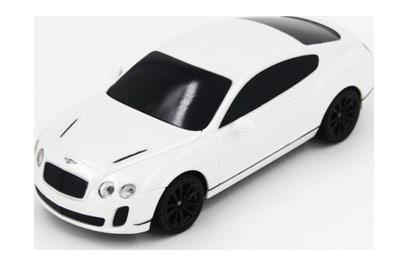 MZ Bentley Continental White (автомодель; 1:24)