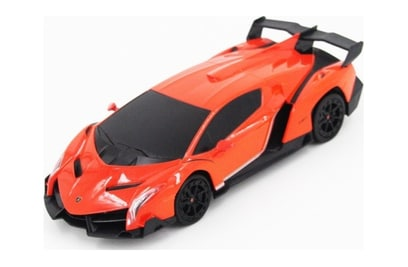 MZ Lamborghini Veneno Orange (автомодель; 1:24)