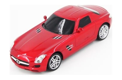 MZ Mercedes-Benz SLS Red