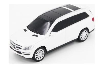 MZ Mercedes-Benz White GL500