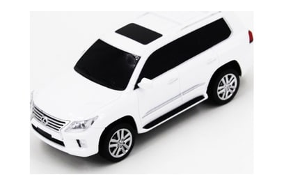 MZ Lexus LX570 White (автомодель; 1:24)