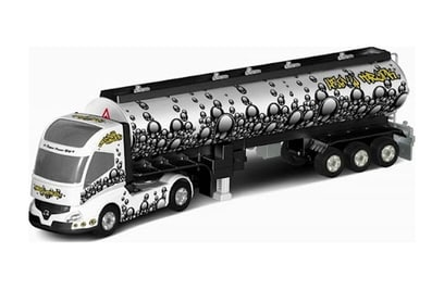 Р/у фура с прицепом Rui Chuang Heavy Truck 201C 1:32