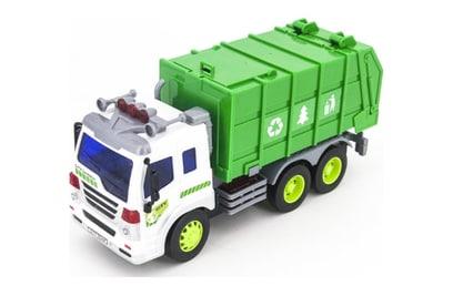 Радиоуправляемый грузовик - мусоровоз 1:16 - WY1006