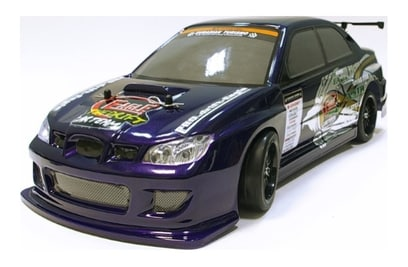 ApexHobby Fireball DC Violet Edition 4WD (дрифт, 1:10)