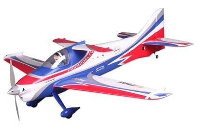 Радиоуправляемый самолет FMS F3A Olympus PNP 1400мм 2.4G