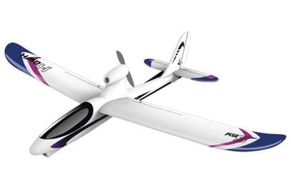 Радиоуправляемый самолет Hubsan Spy Hawk H301F FPV 2.4G