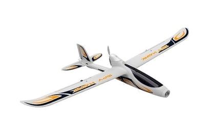 Радиоуправляемый самолет Hubsan Spy Hawk H301S HD FPV 5.8G 2.4G