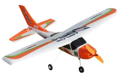 Радиоуправляемый самолет EasySky Cessna Orange Edition 2.4G