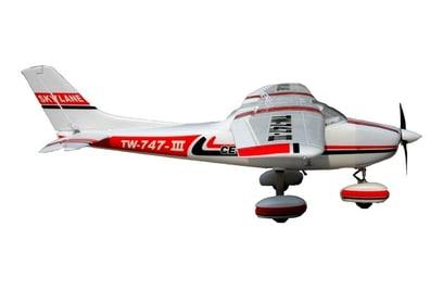 Радиоуправляемый самолет Volantex TW747-3 Cessna 182