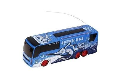 Радиоуправляемый экскурсионный автобус HB 1:24