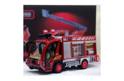 Радиоуправляемая пожарная машина City Hero
