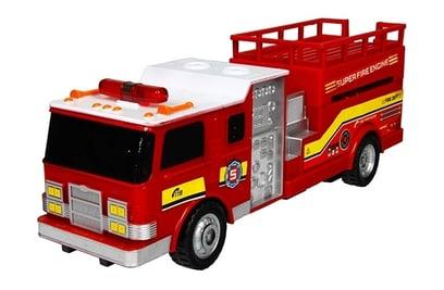 Радиоуправляемая пожарная машина