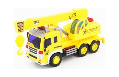 Радиоуправляемый грузовик - кран 1:16 - WY1005 1:16