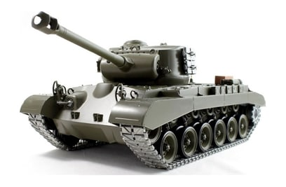 Р/у танк Heng Long Snow Leopard Pro 1:16 40Mhz