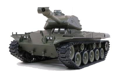 Радиоуправляемый танк Heng Long M41A3 Bulldog 1:16 40Mhz