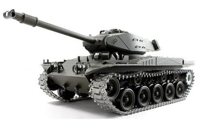 Р/у танк Heng Long M41A3 Bulldog Pro 1:16 40Mhz