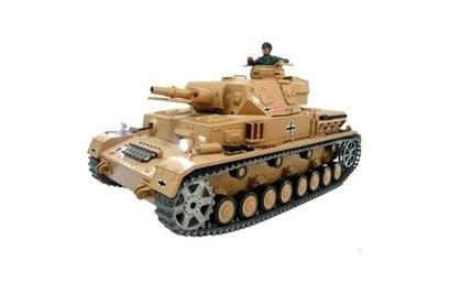 Р/у танк Panzerkampfwagen IV Ausf F-1 Pro 1:16 40Mhz