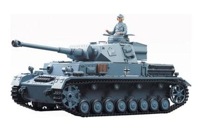 Panzerkampfwagen IV F2 Ausf SD KFZ 1:16 40Mhz