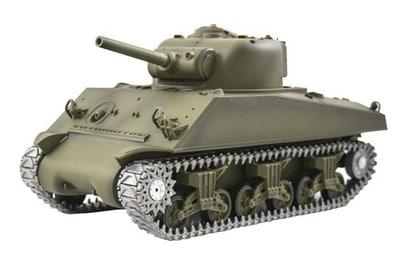 Радиоуправляемый танк Heng Long M4A3 Sherman 1:16 40Mhz