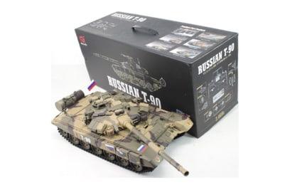Р/у танк Heng Long T90 Russia 1:16