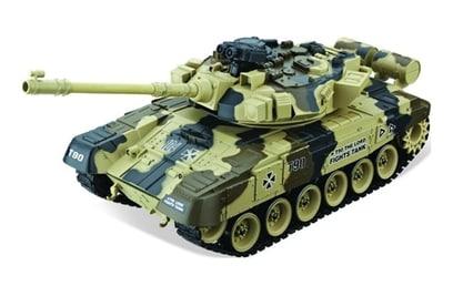 Радиоуправляемый танк CS Russia T-90 Владимир 1:20 27Mhz