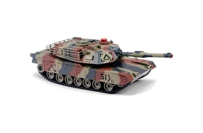 Р/у танк Huan Qi Infrared M1A2 Abrams 1:28 40Mhz