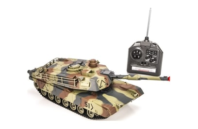 Р/у танк Huan Qi Airsoft M1A2 Abrams 1:28 40Mhz