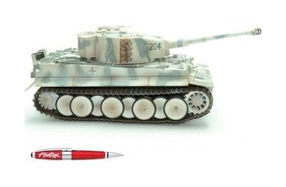 """Р/у танк TOYEAST """"German Tiger I Winter """" 1:24 ИК"""