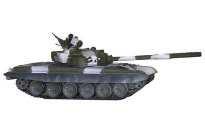 Pilotage Russia T72 M1 Winter Camouflage ИК 1:24 27Mhz
