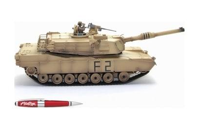 Р/у танк Pilotage M1A2 Abrams Desert Camouflage 1:24 27Mhz
