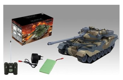 Р/у танк Zegan USA M60 Patton 1:18 27Mhz