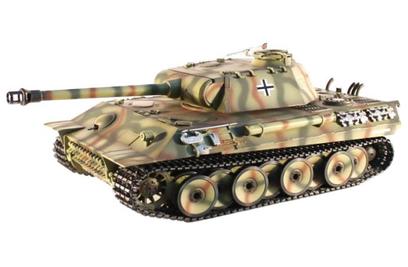 Р/у танк Taigen German Panther Pro 1:16 2.4G