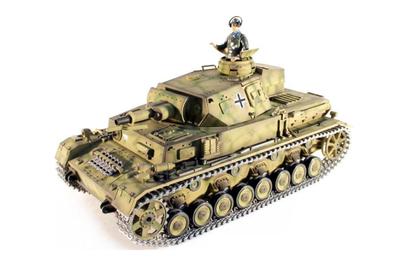 Taigen Panzerkampfwagen IV Ausf. F-1 HC 1:16 2.4G