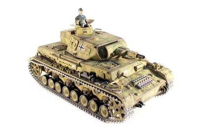 Taigen Dak Panzerkampfwagen IV Ausf F-1 Pro 1:16 2.4G