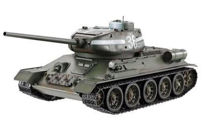 Радиоуправляемый танк Taigen Russia T34-85 Green 1:16 2.4G