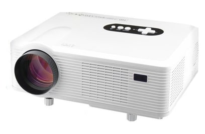 Excelvan CL720 (Белый) мини проектор