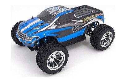 Радиоуправляемый внедорожник HSP CrazyIst TOP 4WD RTR масштаб 1:10 2.4G - 94211TOP (NC111-B2 (голубой с синим))