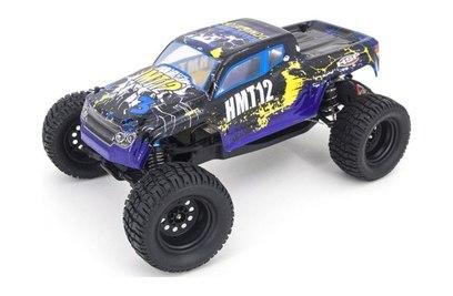 Радиоуправляемый внедорожник HSP Dominator HMT12 2WD RTR масштаб 1:12 2.4G - 94401-40195 (Гранж)