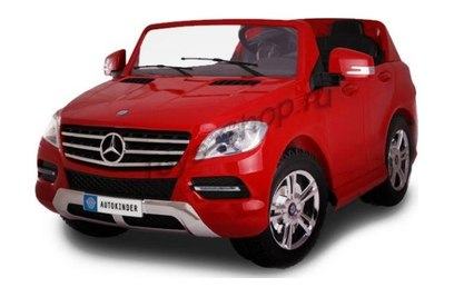 Электромобиль Autokinder Mercedes-Benz ML-350