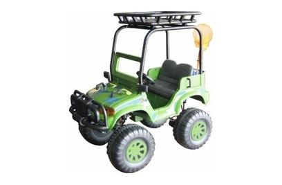 Электромобиль-джип Chien Ti Backyard Safari 4X4