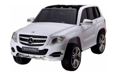 Электромобиль джип Mercedes GLK300