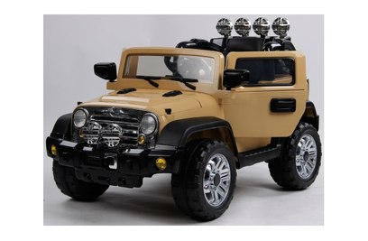 Электромобиль Kids Cars Jeep J235