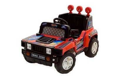 Электромобиль джип Kids Cars ZP3599