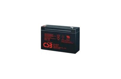 Аккумулятор для детских электромобилей 6V12Ah (Китай) - AKB6V12A