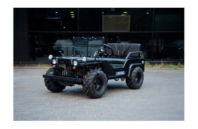 Бензиновый джип Jeep Willys 110cc