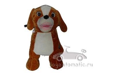 Зоомобиль Joy Automatic Собачка Тоби